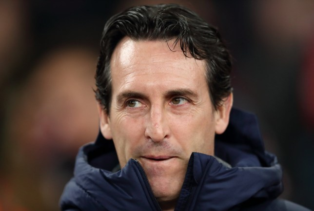 LONDON, ENGLAND - DECEMBER 13: Arsenal manager \ Head coach Unai Emery during the UEFA Europa League Group E match between Arsenal and Qarabag FK at Emirates Stadium on December 13, 2018 in London, United Kingdom. Photo by James Williamson - AMA/Getty Images)
