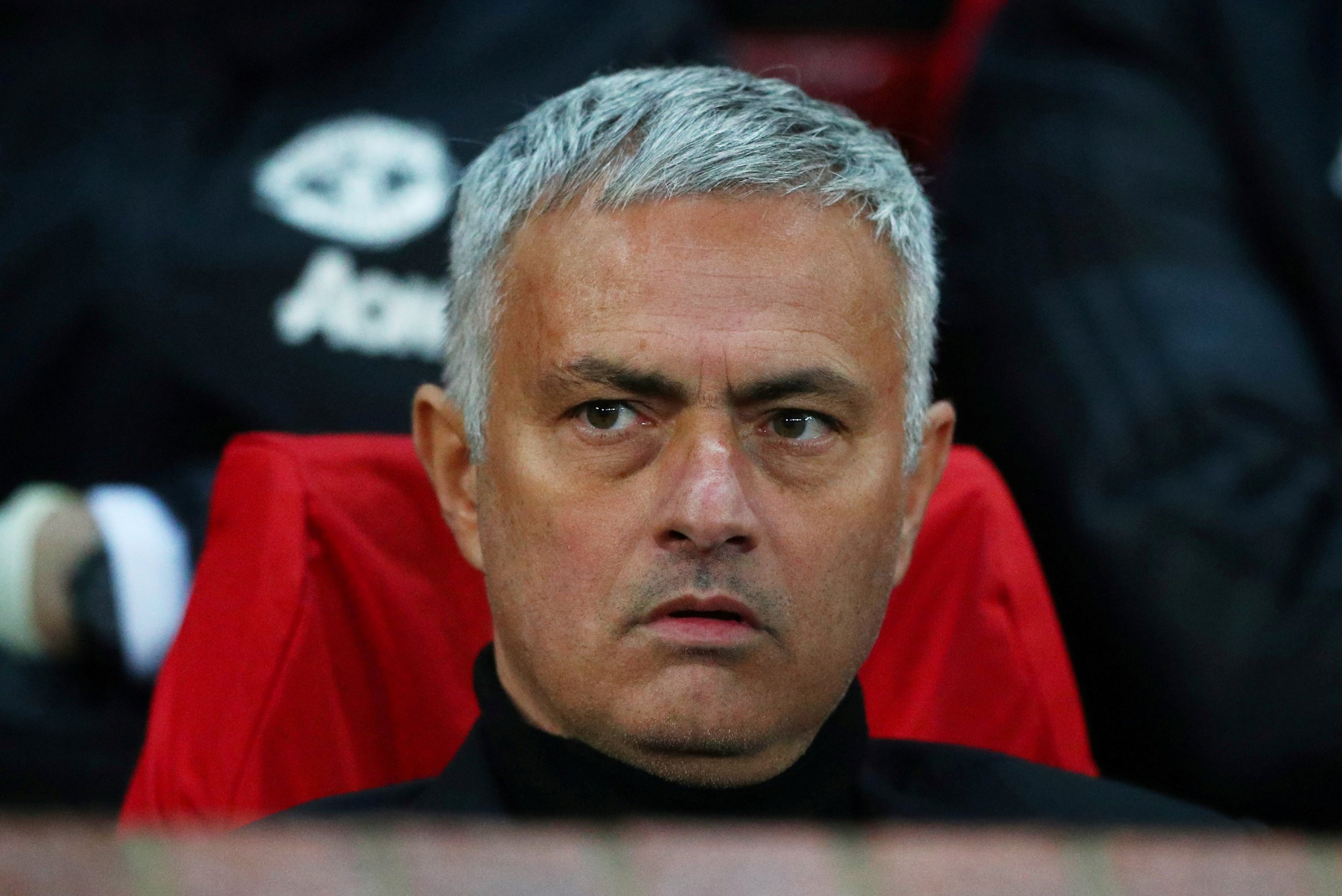 FILE PHOTO: Soccer Football - Champions League - Group Stage - Group H - Manchester United v Juventus - Old Trafford, Manchester, Britain - October 23, 2018 Manchester United manager Jose Mourinho REUTERS/Hannah McKay/File Photo