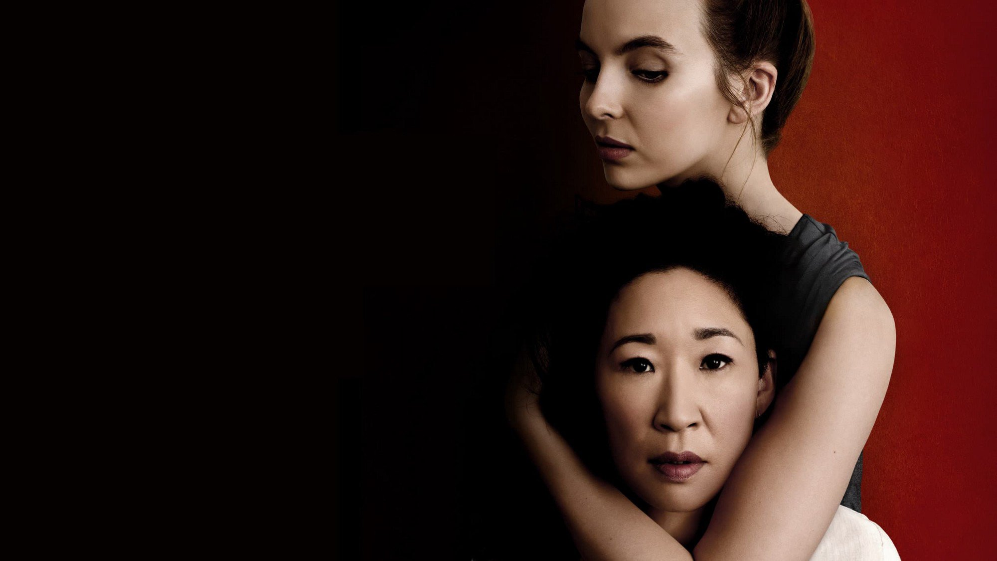 Killing Eve's Jodie Comer and Sandra Oh tease forbidden romance will dominate season 2