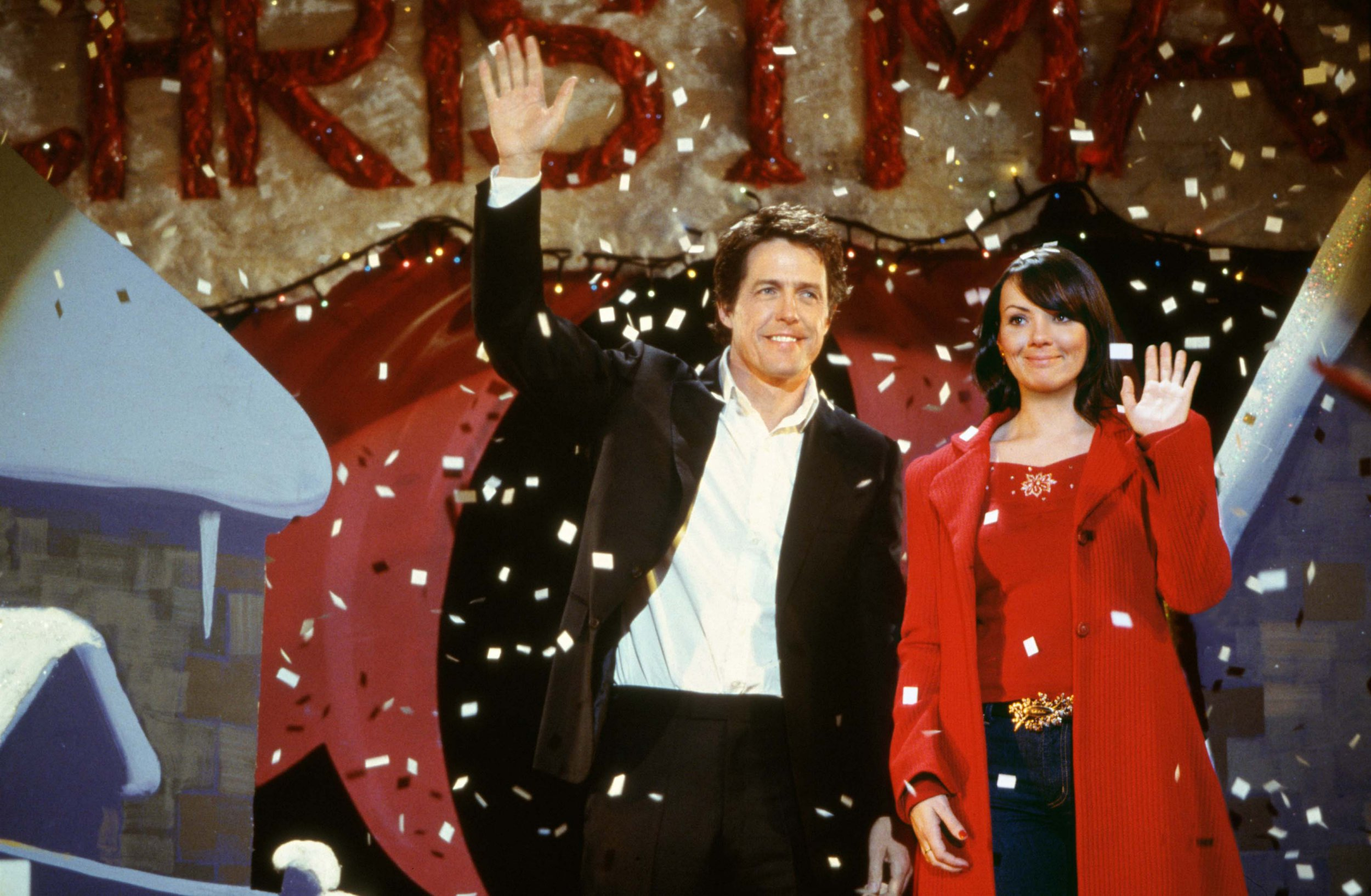 Martine McCutcheon sends Love Actually fans into meltdown with Hugh Grant throwback