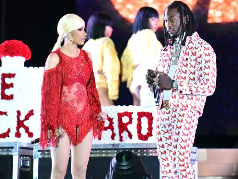 Cardi B 'insists Offset $15,000 stage invasion wasn't publicity stunt'