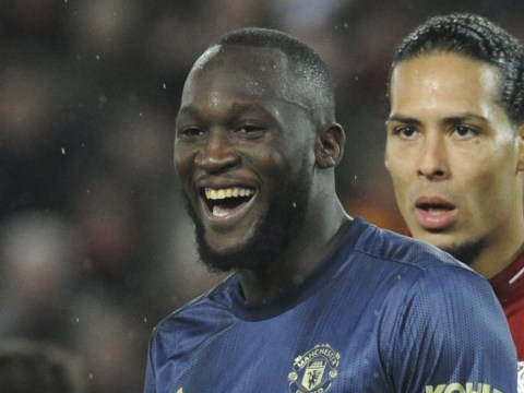 Romelu Lukaku slammed by Ryan Giggs during Manchester United's defeat to Liverpool