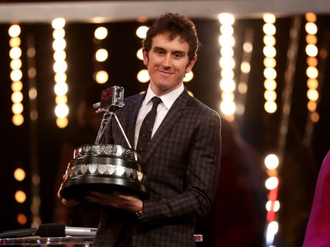Geraint Thomas wins BBC Sports Personality of the Year 2018