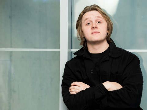 Who is Lewis Capaldi, when is he touring, and where can you watch his new video for Someone You Loved?