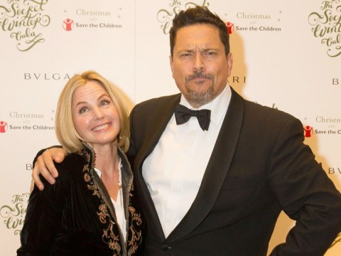 Dom Joly's wife Stacey wanted to 'punch' him over his snoring before realising brain damage risk