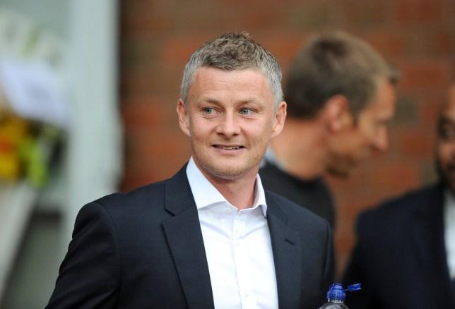 Cardiff City's manager Ole Gunnar Solskjaer