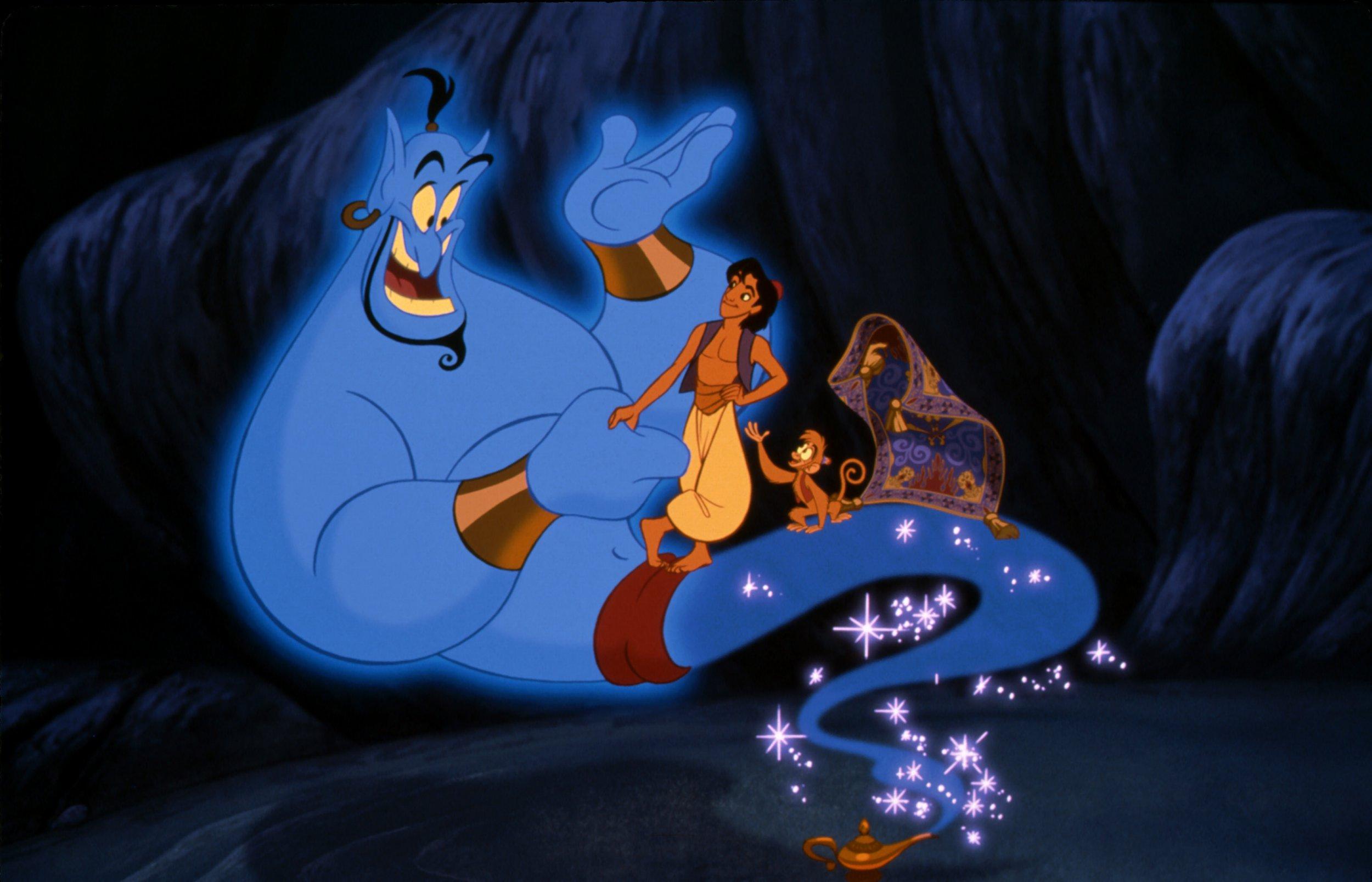 Aladdin (Picture: Disney)