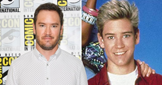 Saved By The Bell???s Mark-Paul Gosselaar is hoping for a 30th anniversary reunion on Jimmy Fallon Credit: NBC, Getty