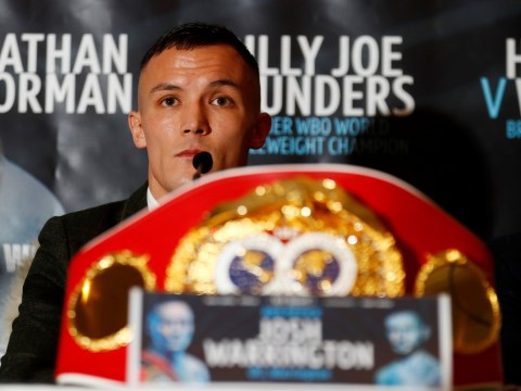 Josh Warrington takes swipe at Dillian Whyte and Derek Chisora rematch
