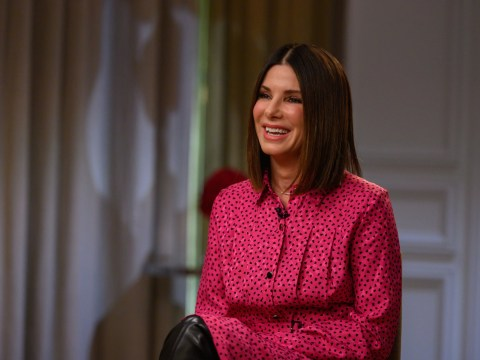 Sandra Bullock says motherhood is 'different from what most people expect'
