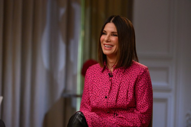 Sandra Bullock says motherhood is 'different from what