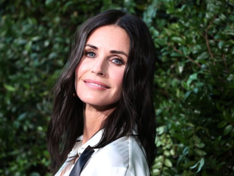 Courteney Cox texted daughter Coco 'I love you' before Jennifer Aniston's private plane made emergency landing