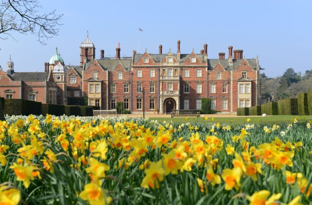 NORFOLK, ENGLAND - JUNE 05: A view of The Church of St Mary Magdalene on Queen Elizabeth II's Sandringham Estate on June 5, 2015 in Norfolk, England. This is where Princess Charlotte Elizabeth Diana, the daughter of Prince William, Duke of Cambridge and Catherine, Duchess of Cambridge will be christened on July 5th 2015. (Photo by Radcliffe/Bauer-Griffin/GC Images)