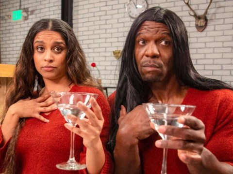 Terry Crews transforms into Lilly Singh to save her from terrible date in hilarious new collab