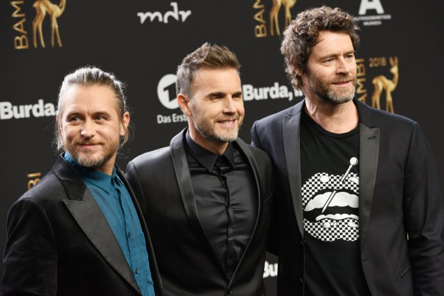 Gary Barlow forced to cancel Take That world tour in 2019