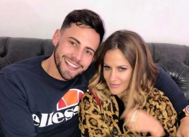 BGUK_1172450 - Various, UNITED KINGDOM - Celebrity social media photos! Pictured: Andrew Brady, Caroline Flack BACKGRID UK 9 MARCH 2018 *BACKGRID DOES NOT CLAIM ANY COPYRIGHT OR LICENSE IN THE ATTACHED MATERIAL. ANY DOWNLOADING FEES CHARGED BY BACKGRID ARE FOR BACKGRID'S SERVICES ONLY, AND DO NOT, NOR ARE THEY INTENDED TO, CONVEY TO THE USER ANY COPYRIGHT OR LICENSE IN THE MATERIAL. BY PUBLISHING THIS MATERIAL , THE USER EXPRESSLY AGREES TO INDEMNIFY AND TO HOLD BACKGRID HARMLESS FROM ANY CLAIMS, DEMANDS, OR CAUSES OF ACTION ARISING OUT OF OR CONNECTED IN ANY WAY WITH USER'S PUBLICATION OF THE MATERIAL* UK: +44 208 344 2007 / uksales@backgrid.com USA: +1 310 798 9111 / usasales@backgrid.com *UK Clients - Pictures Containing Children Please Pixelate Face Prior To Publication*