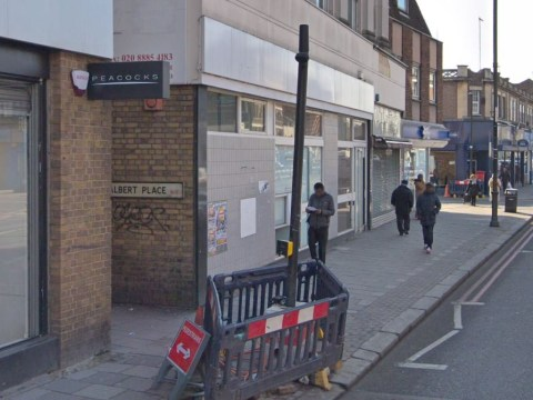 Man in his 20s stabbed to death in north London
