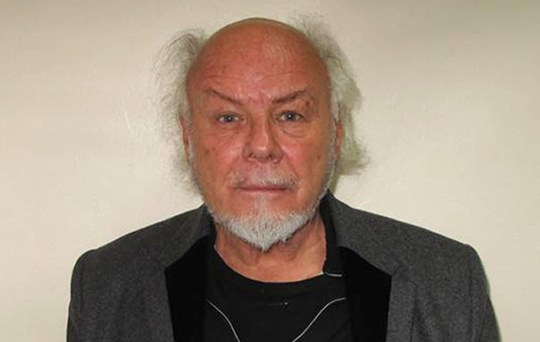 BEST QUALITY AVAILABLE Undated Metropolitan Police handout photo of paedophile glam rock singer Gary Glitter who is due to be sentenced for a string of historic sex attacks on three schoolgirls.