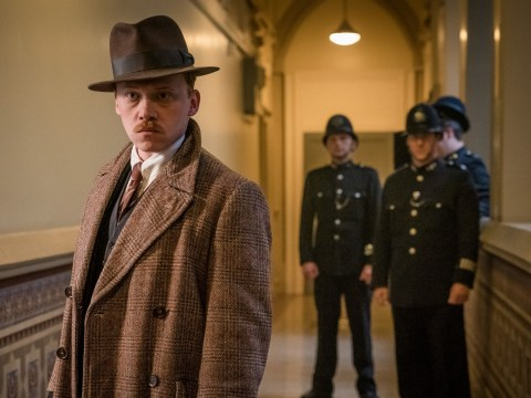 What time is The ABC Murders on tonight and who is in the Agatha Christie series cast?