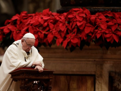 Pope Francis says social media is turning young people into 'social hermits'