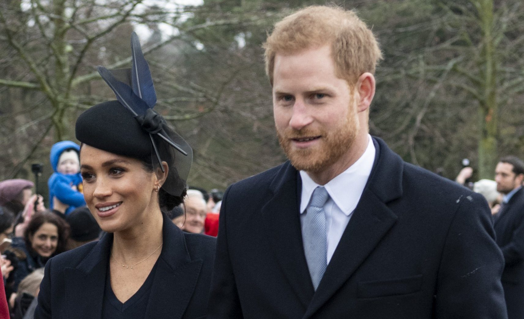When is Meghan Markle due to give birth as she hints it may be sooner than first thought?