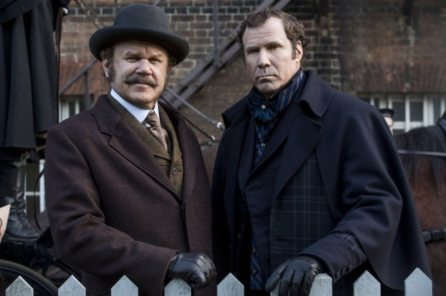 Will Ferrell's Holmes & Watson gets panned by critics