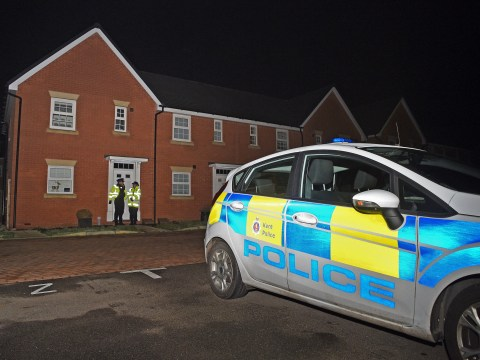 Woman held on suspicion of murder after deaths of two young children