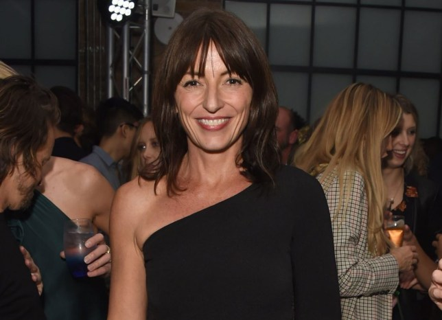 LONDON, ENGLAND - OCTOBER 25: Davina McCall attends the Models 1 50th anniversary party at Spring Studios on October 25, 2018 in London, England. (Photo by David M. Benett/Dave Benett/Getty Images)