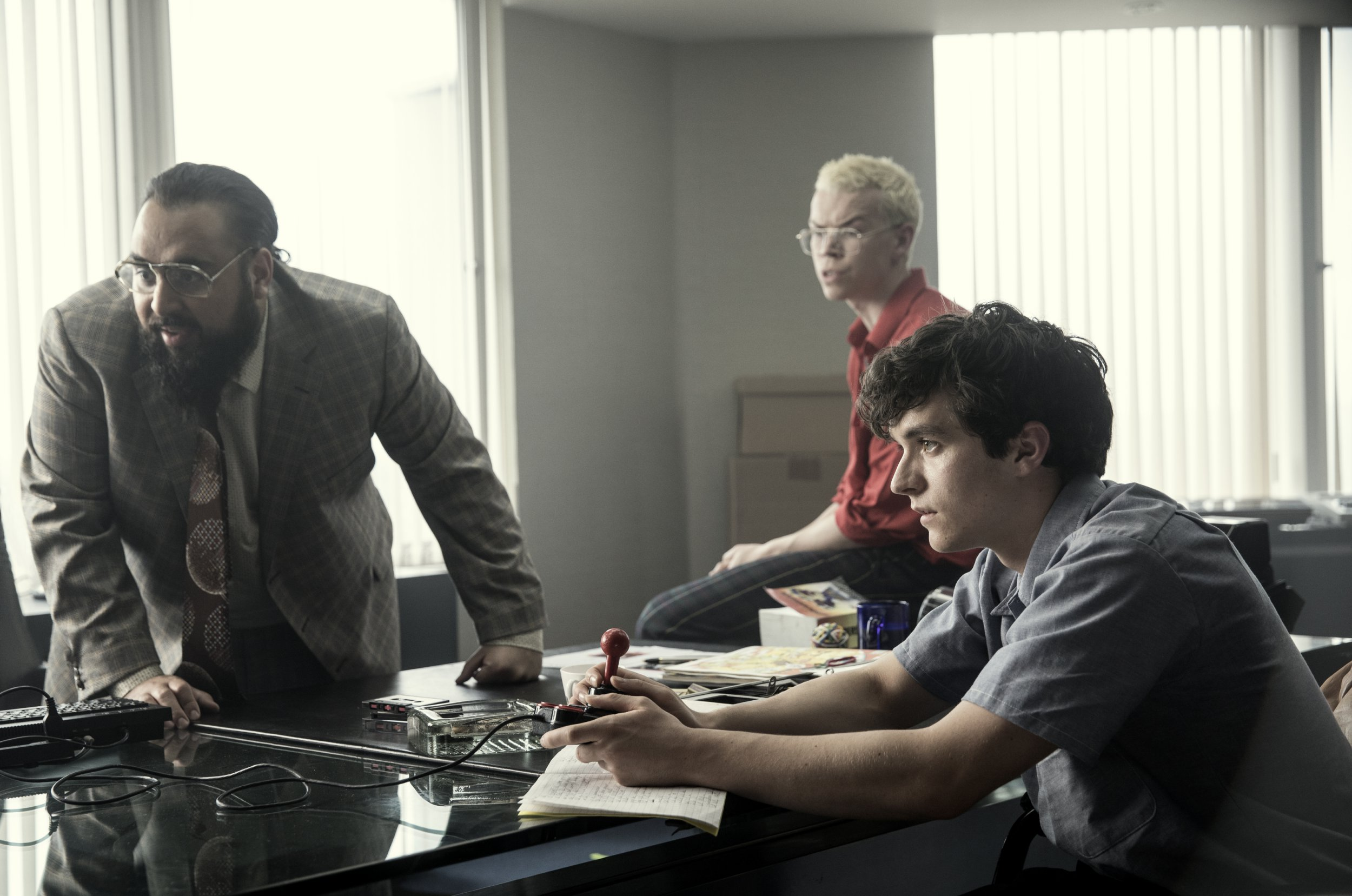 Black Mirror creator Charlie Brooker rules out more interactive episodes after Bandersnatch