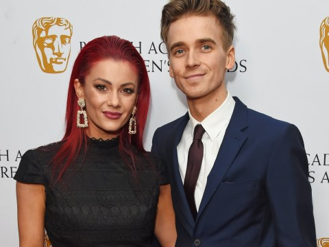Joe Sugg and Dianne Buswell 'making Strictly rehearsals a nightmare with constant PDA' ahead of tour