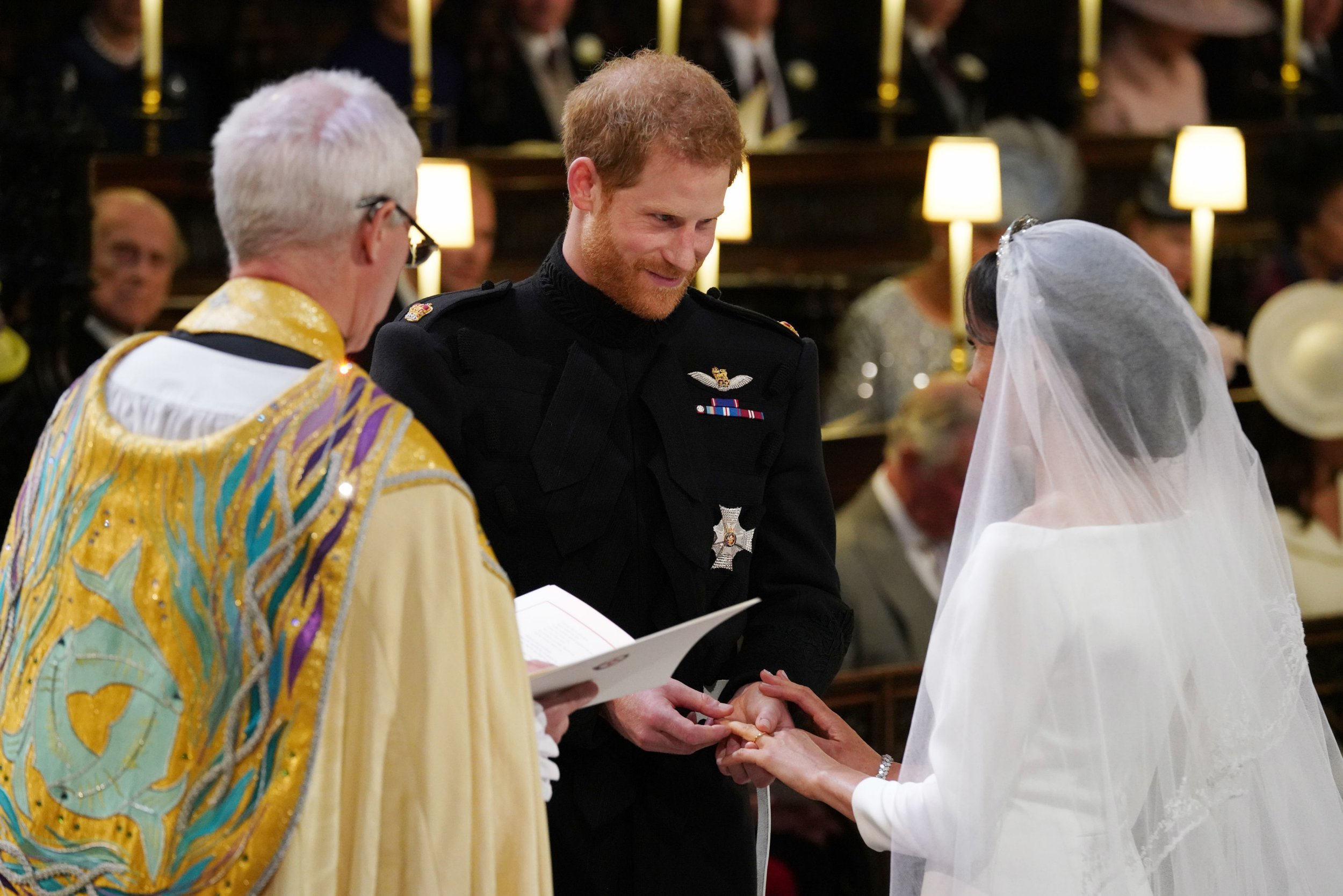 Harry and Meghan's top 10 most romantic moments of the year