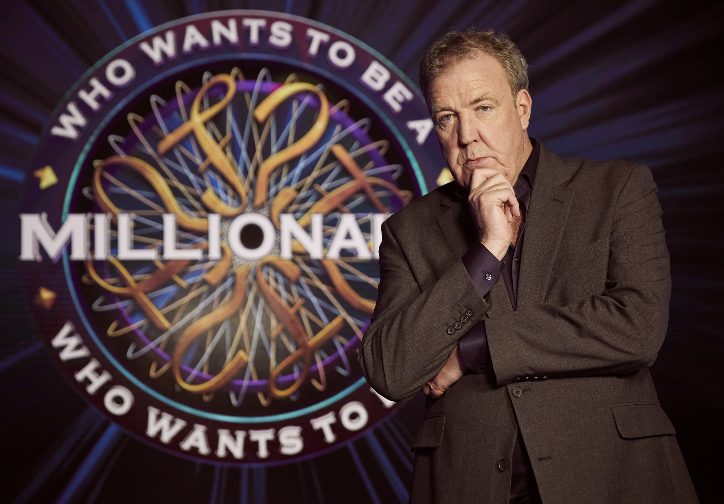Jeremy Clarkson is changing his attitude on Who Wants To Be A Millionaire? tonight