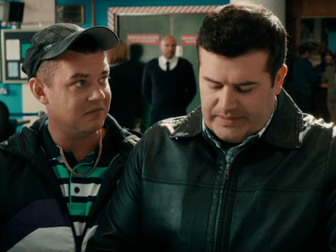 Mrs Brown's Boys confirm spin-off movie plans starring Buster and Dermot