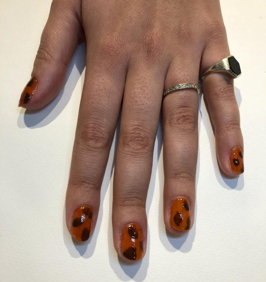 The autumn nail art trends to know about   Metro News