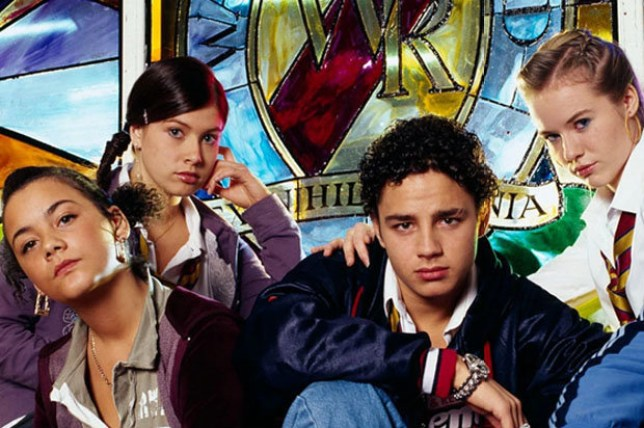 Members of the cast of Waterloo Road