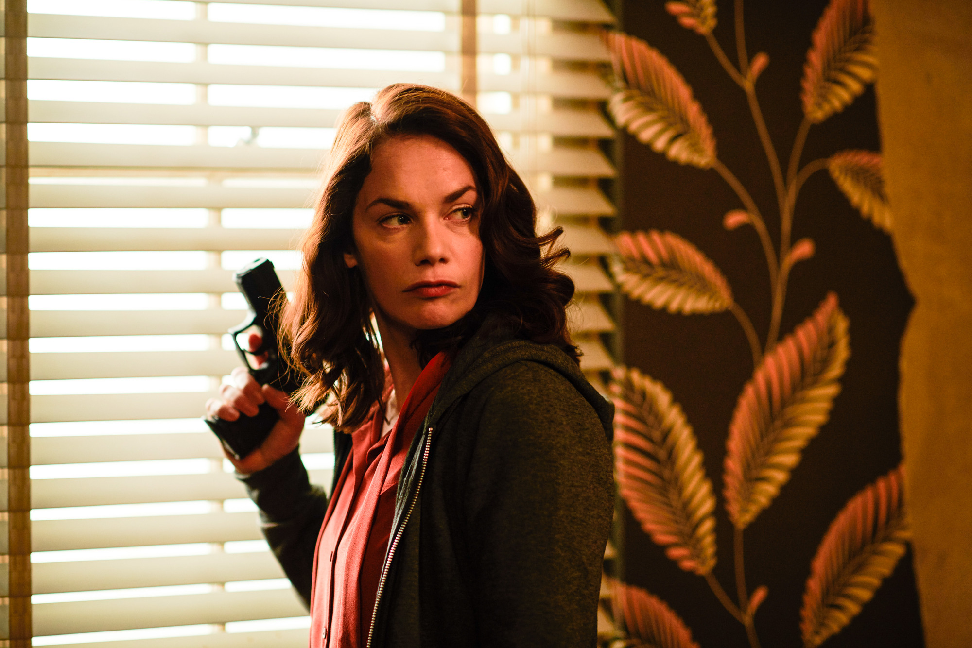 Luther star Ruth Wilson says Alice Morgan is 'back with a vengeance' as BBC reveal first look at the assassin in series 5
