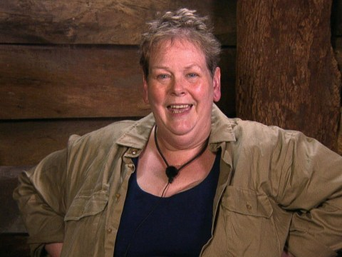 The Chase's Anne Hegerty gets compared to shirtless man, responds with epic clapback