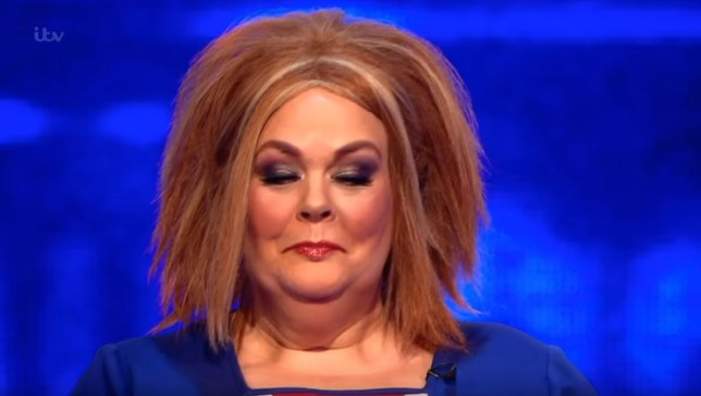 I'm A Celeb's Anne Hegerty mocked by Bradley Walsh for Ginger Spice