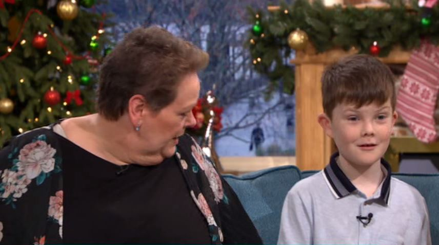 Anne Hegerty finally gets to meet her young autistic superfan and just try and hold back those tears