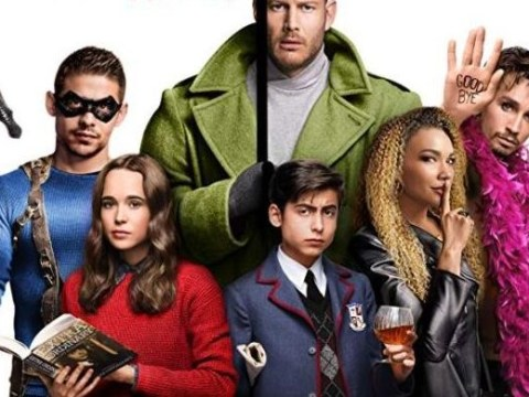 Ellen Page unites with Mary J Blige in epic first look at Netflix superheroes The Umbrella Academy