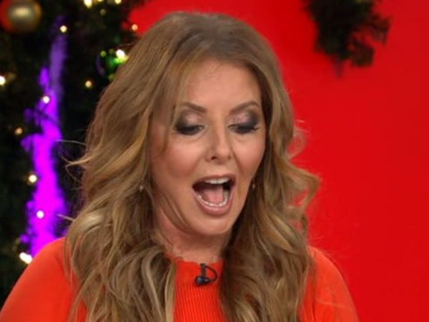 Carol Vorderman is actively trying to become the first person to have sex in space because of course