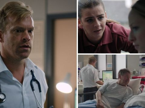 Casualty review with spoilers: Love and tragedies in festive episode