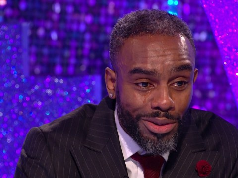 Charles Venn sobs as he admits Strictly Come Dancing elimination feels 'unreal'
