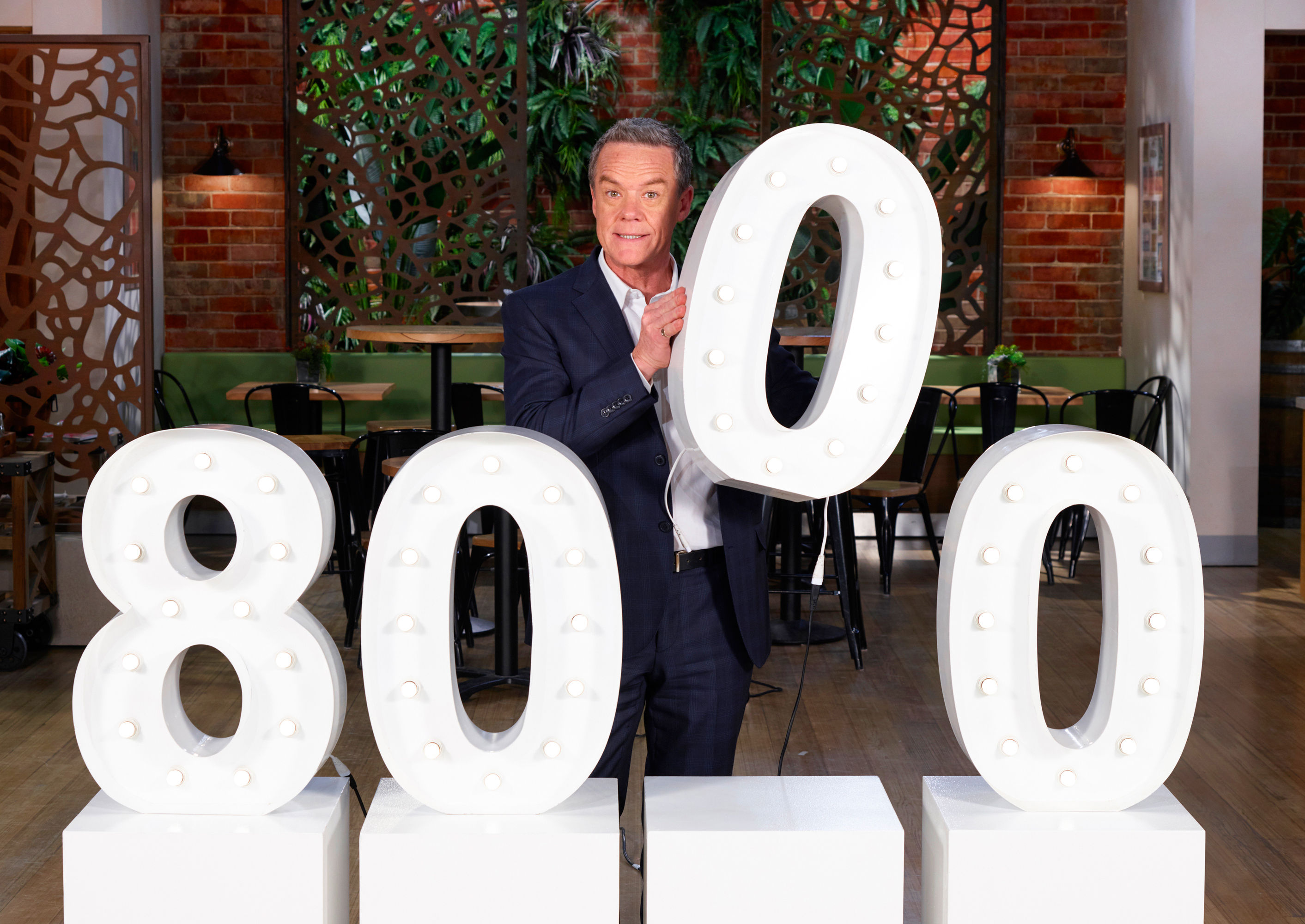 Neighbours spoilers: Stefan Dennis and Annie Jones reveal all on 'explosive' 8,000th episode