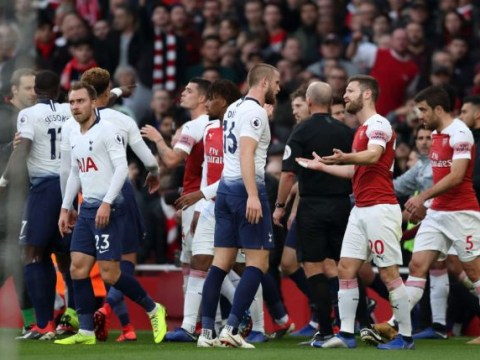 Arsenal and Tottenham charged by FA following scuffle in north London derby
