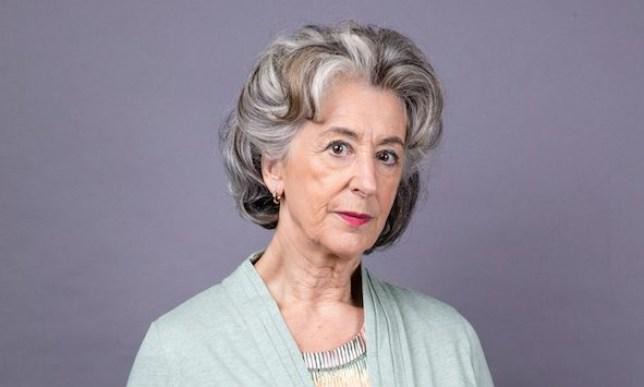 Maureen Lipman plays Evelyn in Coronation Street