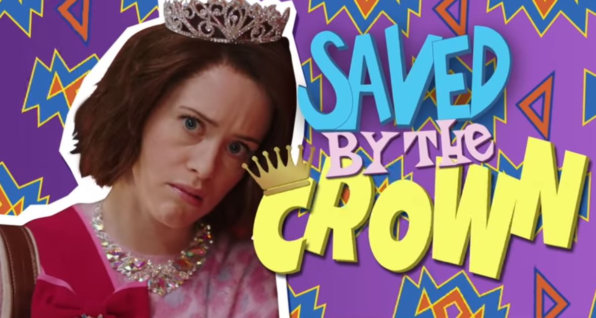 Claire Foy mocks The Crown and Netflix in Saturday Night Live appearance