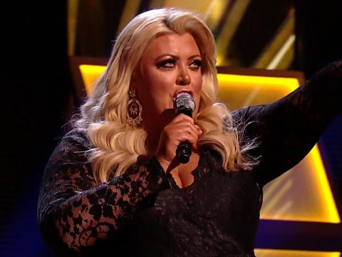 Gemma Collins way too hyped to perform for 'queen' Geri Horner on All Together Now