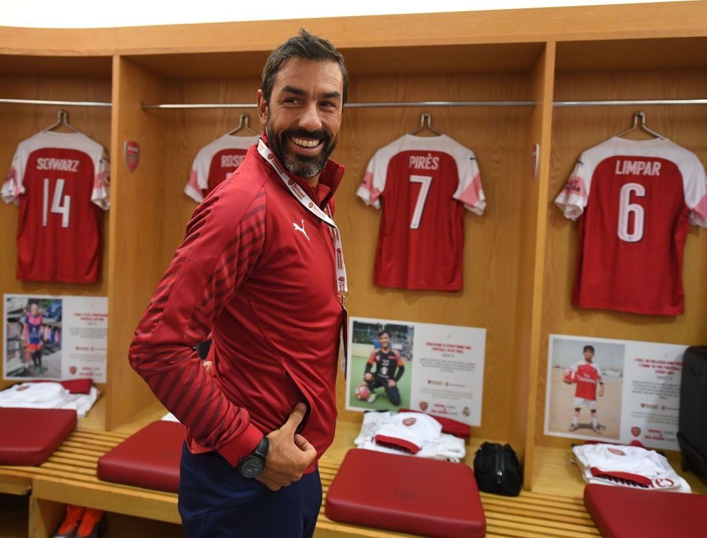 Robert Pires tells Arsenal to buy Premier League star and rates Denis Suarez signing