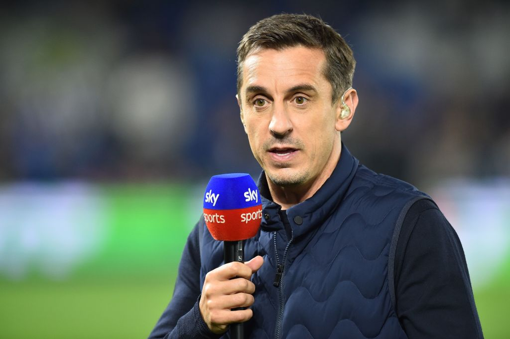Alisson has made Liverpool 'genuine' Premier League title contenders, says Gary Neville